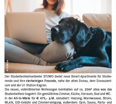 stuwo-presseartikel-falter-zeitung-beilage-magazin-neue-apartments-für-dich-und-dein-haustier